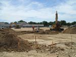 South Junior High, Boise, Structural excavation and site prep, 270k